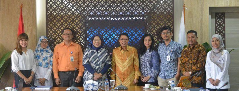 Universitas Budi Luhur dilirik PUSPIPTEK untuk Bekerja Sama di Bidang Inovasi dan Teknologi