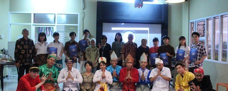 Farewell Event Universitas Budi Luhur – Meiji University 2019