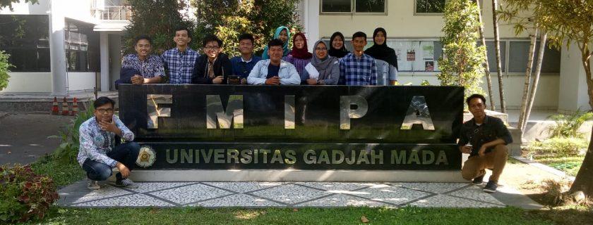 """""""Peningkatan Jumlah Mahasiswa FTI Budi Luhur dalam Student Exchange Program di Universitas Gadjah Mada"""""""