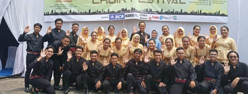 Gema Luhur Choir Raih Mendali Perak di Festival Paduan Suara Internasional