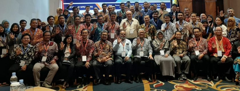 Budi Luhur Jadi Tuan Rumah 6th International Conference On Electrical, Computer Science And Informatics 2019