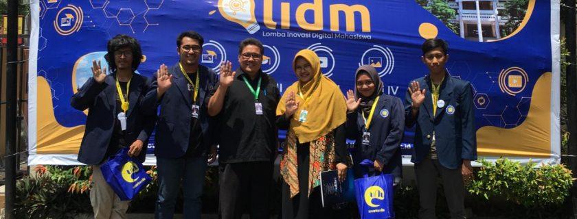 Tim BlueInformatic Meraih Medali Perak Pada LIDM 2019