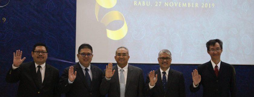 Universitas Budi Luhur menerima penghargaan Kategori Utama dalam Klasterisasi Penelitian Kemenristekdikti