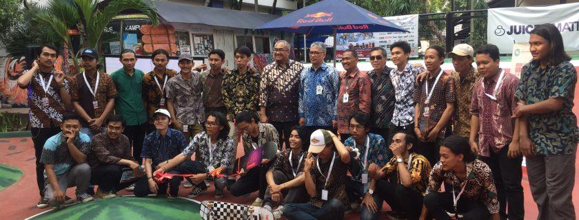 Budi Luhur Skate Board Community (BLSC) Menggelar Budi Luhur Urban Skate Competition
