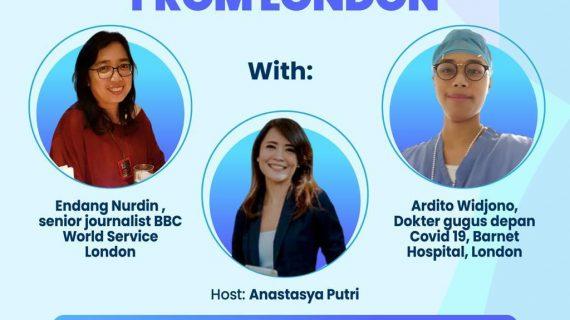 """Cara Hadapi """" New Normal"""" Ala Jurnalis BBC dan Doktor di London, Inggris"""