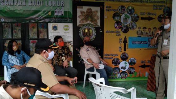 Peduli Lingkungan, Universitas Budi Luhur Resmikan Klinik Bank Sampah Menjadi Pusat Edukasi Daur Ulang Sampah di Jakarta Selatan