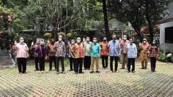 LLDIKTI WILAYAH III Dukung Universitas Budi Luhur Berkolaborasi Dengan Cambridge University Sebagai Inovasi Merdeka Belajar