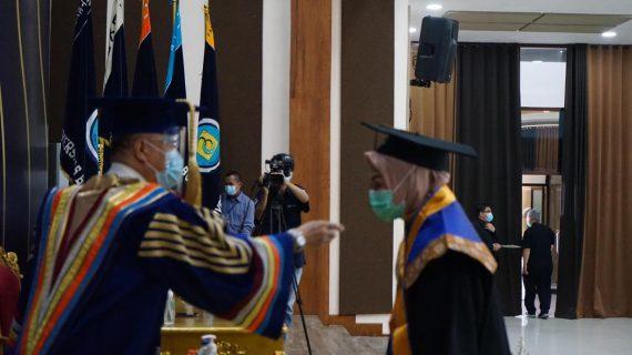 Universitas Budi Luhur Gelar Wisuda Tatap Muka, Mantan Wapres Jusuf Kalla Hingga Dubes RI berikan Pesan Secara Virtual