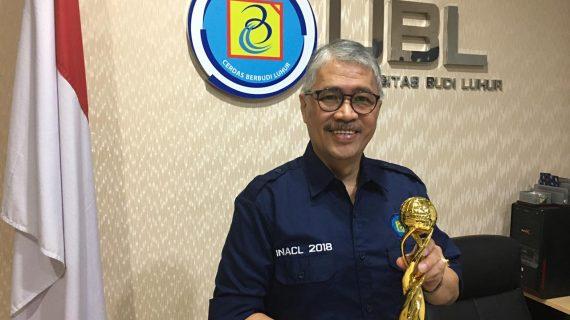 Universitas Budi Luhur Raih Penghargaan Best Data Governance for ICT dari Asosiasi Big Data dan AI