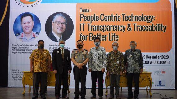 Ikatan Ahli Informatika Indonesia dan Universitas Budi Luhur Siap Dorong Inovasi Artificial Intellagence (AI) Untuk Hadapi Society 5.0