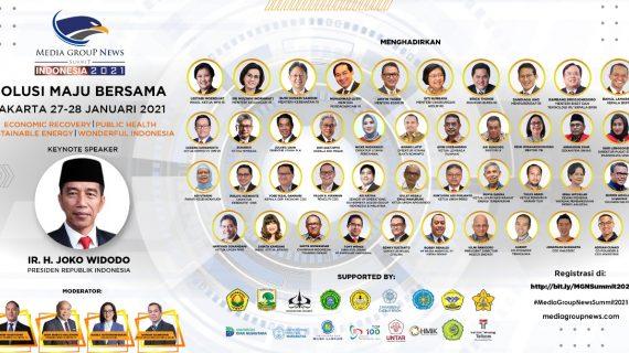 MGN Summit Indonesia 2021: Ajak Masyarakat untuk Cerdas dan Berbudi Luhur Dalam menyikapi Dampak dari Pandemi Covid-19
