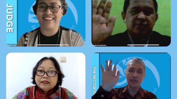 Ratusan Pelajar SMA Jabodetabek ikuti Kompetisi Virtual Calon Diplomat Muda Bersama Himpunan Mahasiswa Hubungan Internasional Budi Luhur