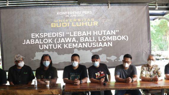 Universitas Budi Luhur Touring Ekspedisi Lebah Hutan Jawa – Bali – Lombok