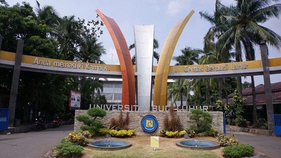 10 Mahasiswa Universitas Budi Luhur Terima Bantuan Program ICT