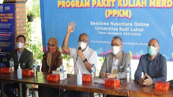 Universitas Budi Luhur Berikan Paket Kuliah Gratis di Tengah Pandemi